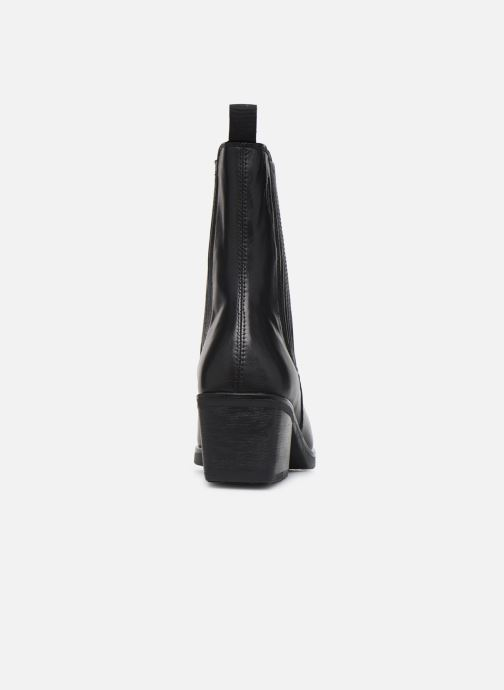 Botines  Vagabond Shoemakers SIMONE  4810-301-20 Negro vista lateral derecha