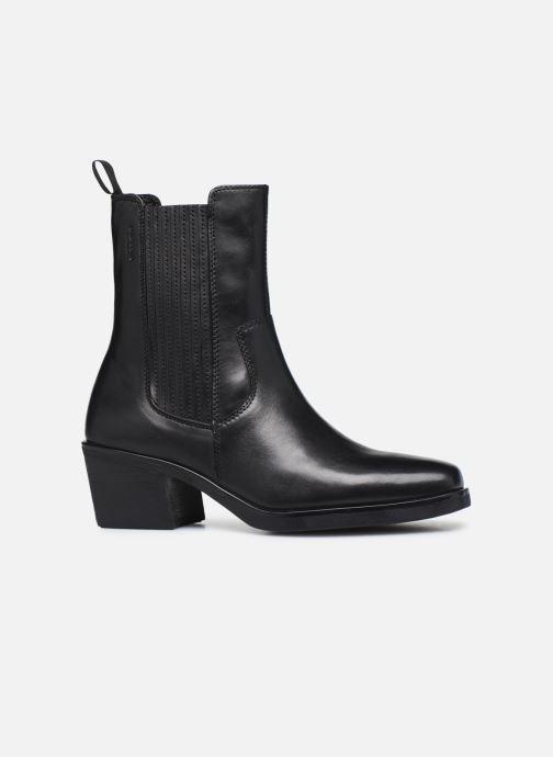 Boots Vagabond Shoemakers SIMONE  4810-301-20 Svart bild från baksidan