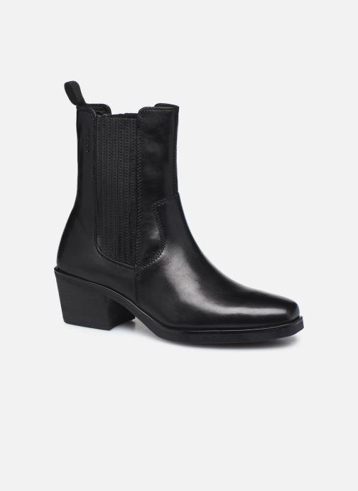 Boots en enkellaarsjes Vagabond Shoemakers SIMONE  4810-301-20 Zwart detail