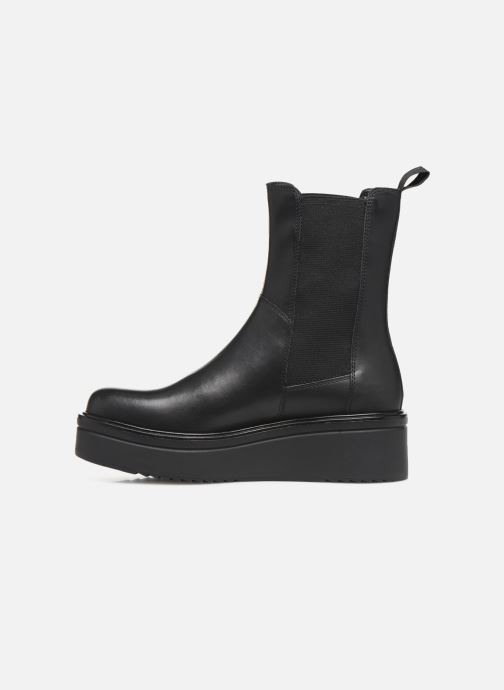 Ankelstøvler Vagabond Shoemakers TARA  4846-101-20 Sort se forfra