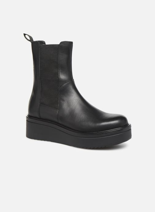 Boots en enkellaarsjes Vagabond Shoemakers TARA  4846-101-20 Zwart detail