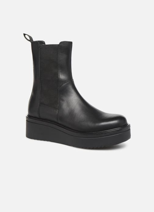 Ankelstøvler Vagabond Shoemakers TARA  4846-101-20 Sort detaljeret billede af skoene
