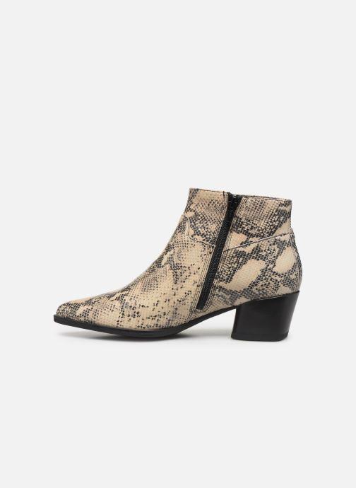 Boots en enkellaarsjes Vagabond Shoemakers LARA  4815-308-87 Beige voorkant