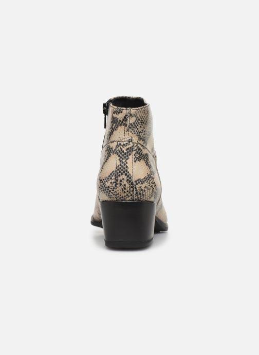 Boots en enkellaarsjes Vagabond Shoemakers LARA  4815-308-87 Beige rechts