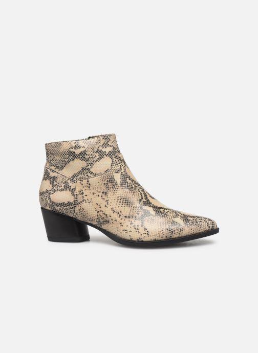 Botines  Vagabond Shoemakers LARA  4815-308-87 Beige vistra trasera