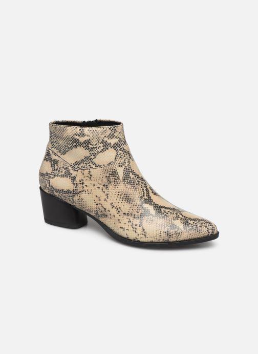 Bottines et boots Vagabond Shoemakers LARA  4815-308-87 Beige vue détail/paire