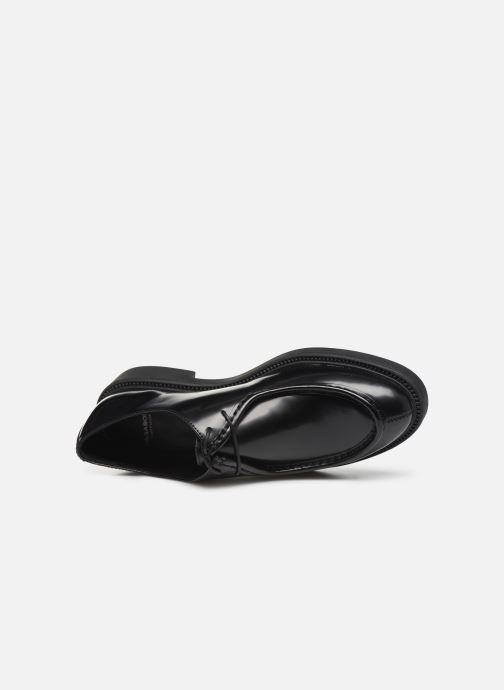 Zapatos con cordones Vagabond Shoemakers ALEX W  4648-104-20 Negro vista lateral izquierda