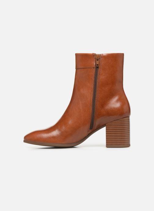 Boots en enkellaarsjes Vagabond Shoemakers NICOLE  4821-101-08 Bruin voorkant