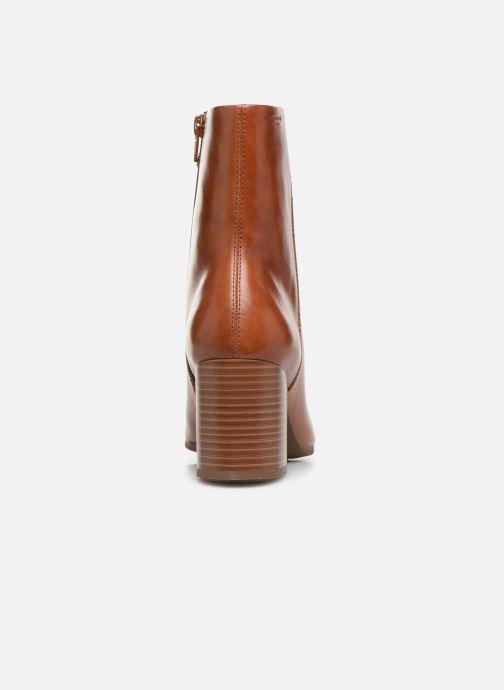 Boots en enkellaarsjes Vagabond Shoemakers NICOLE  4821-101-08 Bruin rechts