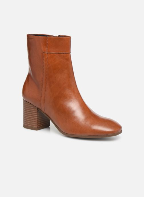 Ankle boots Vagabond Shoemakers NICOLE  4821-101-08 Brown detailed view/ Pair view