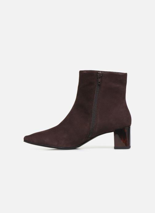 Ankle boots Vagabond Shoemakers LEAH  4802-040-31 Brown front view