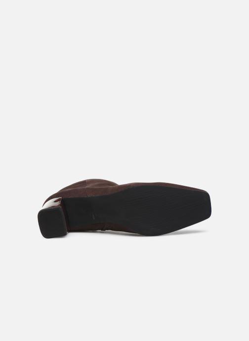 Botines  Vagabond Shoemakers LEAH  4802-040-31 Marrón vista de arriba