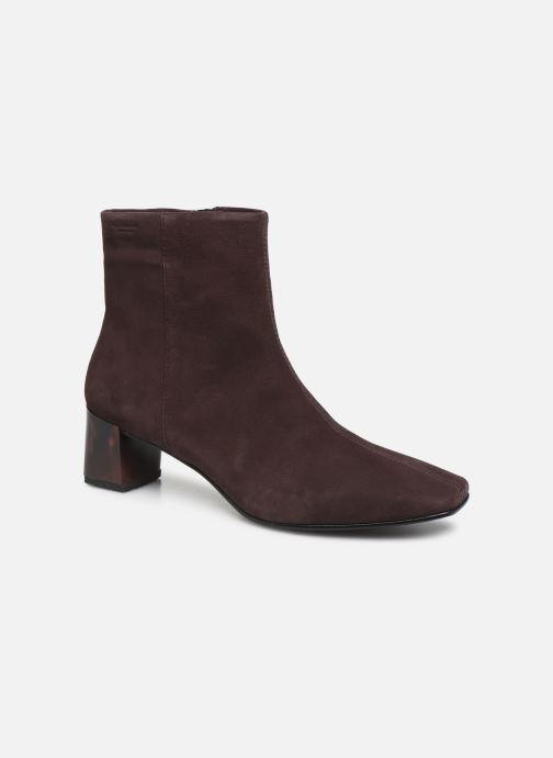 Ankle boots Vagabond Shoemakers LEAH  4802-040-31 Brown detailed view/ Pair view