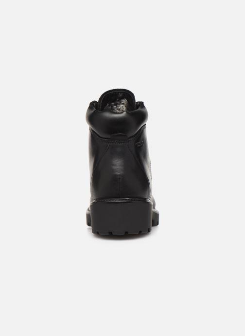 Boots en enkellaarsjes Vagabond Shoemakers KENOVA 4457-001-20 Zwart rechts