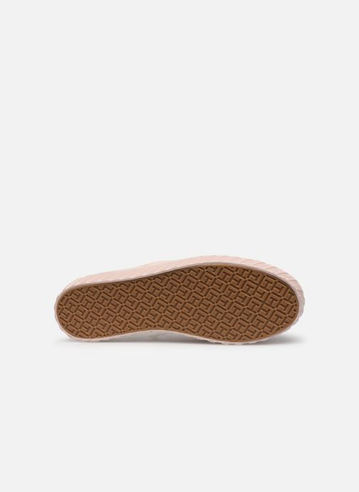 Sneakers Tommy Hilfiger OUTSOLE DETAIL FLATFORM SNEAKER Roze boven