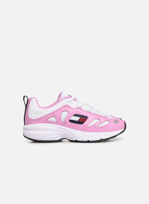 Sneakers Tommy Hilfiger WMNS TOMMY JEANS RETRO SNEAKER Pink se bagfra
