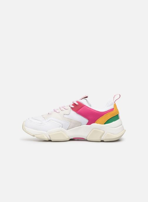 Sneaker Tommy Hilfiger WMNS POP COLOR CHUNKY SNEAKER mehrfarbig ansicht von vorne