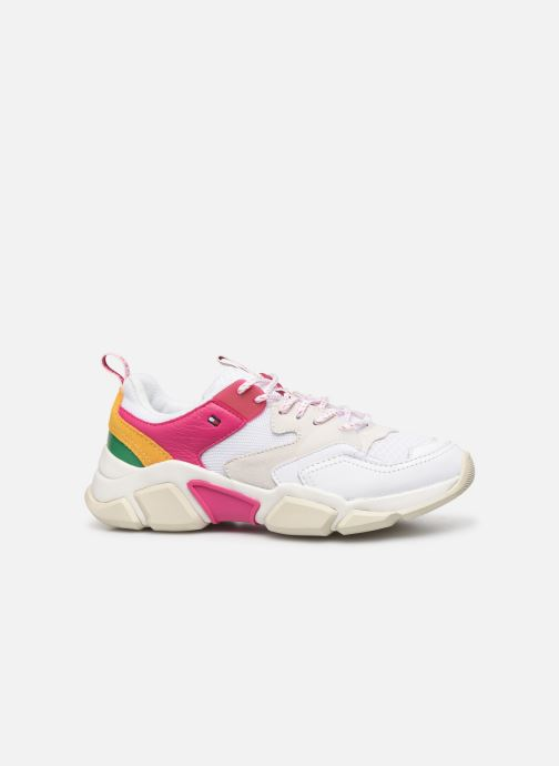 Trainers Tommy Hilfiger WMNS POP COLOR CHUNKY SNEAKER Multicolor back view
