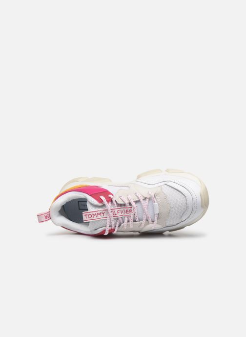 Trainers Tommy Hilfiger WMNS POP COLOR CHUNKY SNEAKER Multicolor view from the left