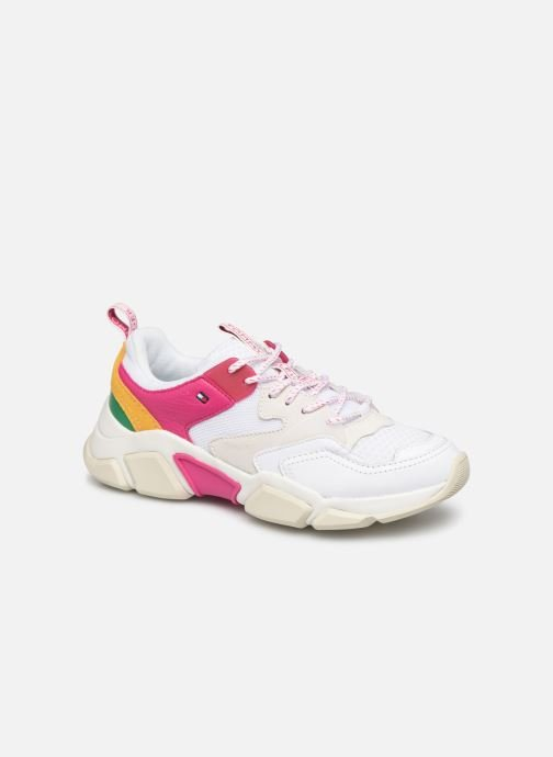 Trainers Tommy Hilfiger WMNS POP COLOR CHUNKY SNEAKER Multicolor detailed view/ Pair view