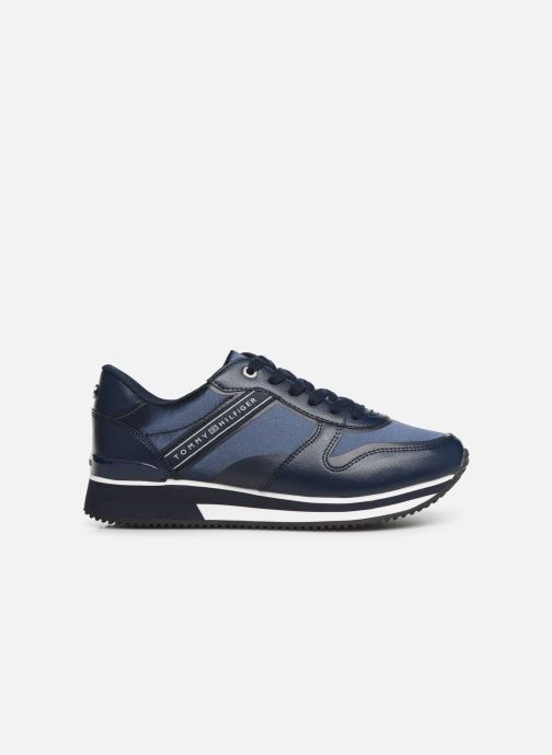 Sneakers Tommy Hilfiger MIXED ACTIVE CITY SNEAKER Blauw achterkant