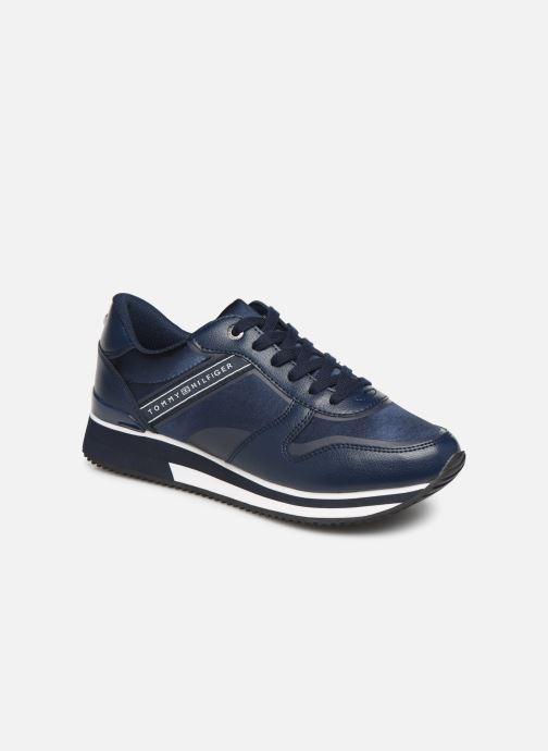 Sneakers Tommy Hilfiger MIXED ACTIVE CITY SNEAKER Blå detaljeret billede af skoene