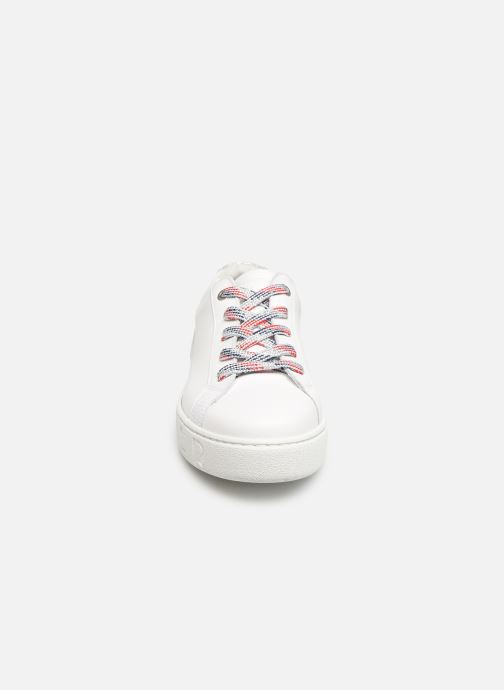 Sneakers Tommy Hilfiger GLITTER DETAIL DRESS SNEAKER Hvid se skoene på