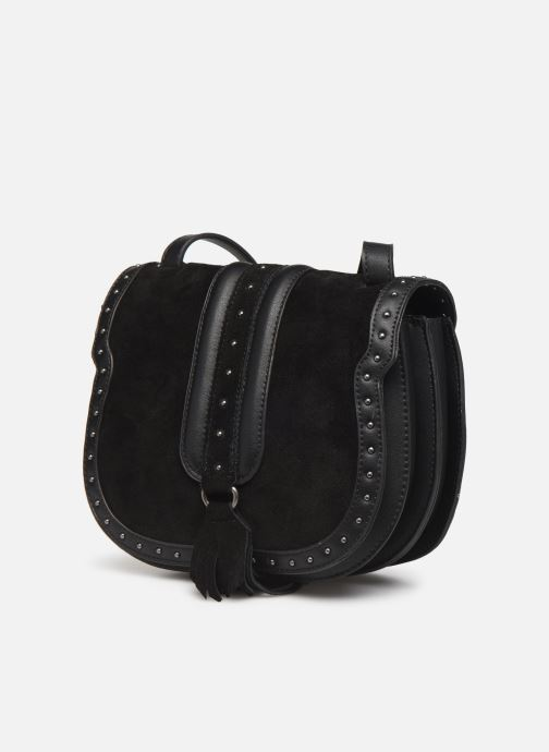 Handtaschen Pepe jeans ARYA BAG schwarz schuhe getragen