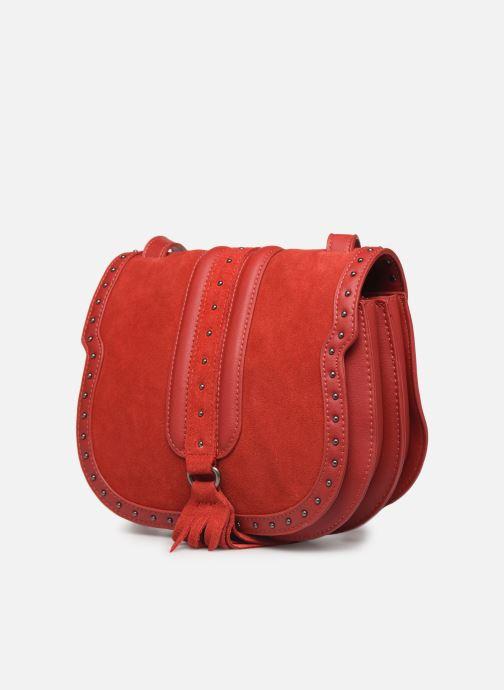 Handtassen Pepe jeans ARYA BAG Rood model