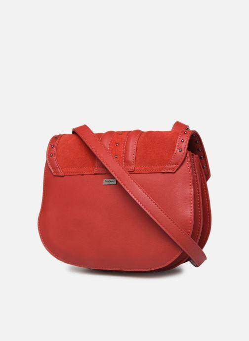 Handtassen Pepe jeans ARYA BAG Rood rechts