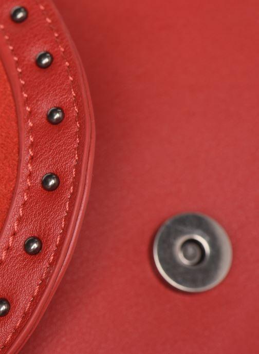 Sacs à main Pepe jeans ARYA BAG Rouge vue gauche