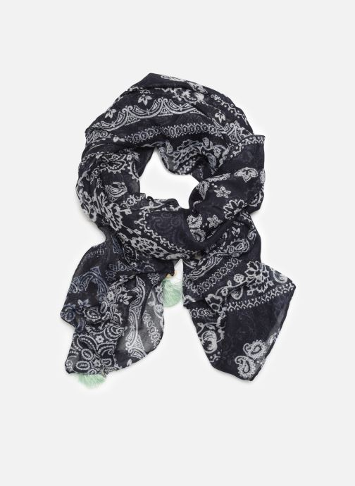 Scarf Pepe jeans DANIELA SCARF Blue detailed view/ Pair view