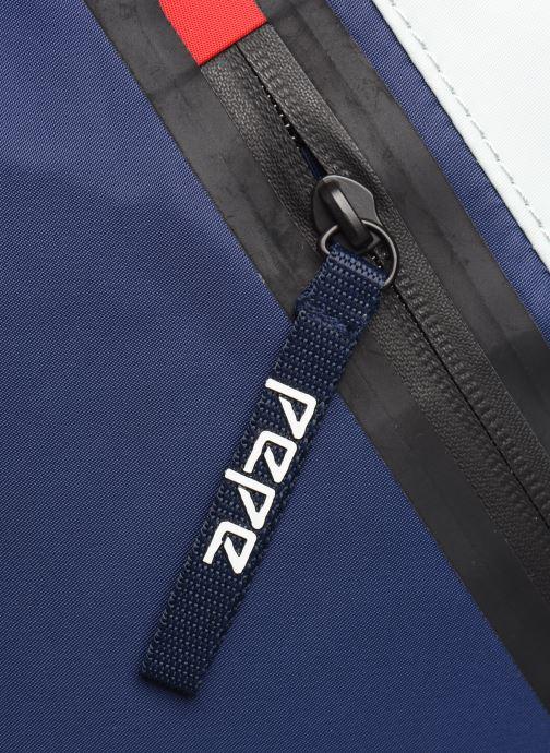 Sacs à dos Pepe jeans BRETON BACKPACK Bleu vue gauche