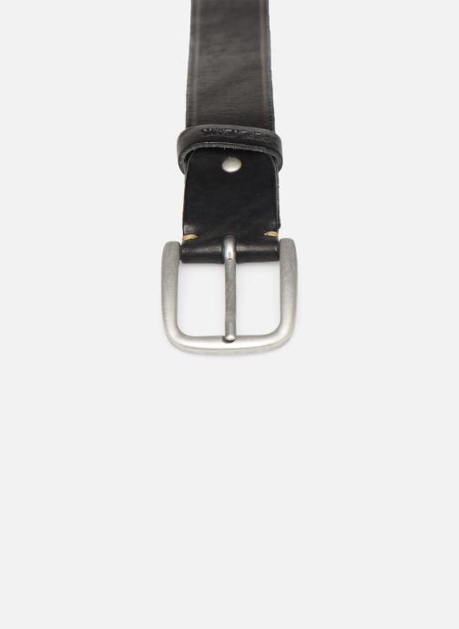 Belts Pepe jeans CORCEGA LEATHER  BELT Black model view