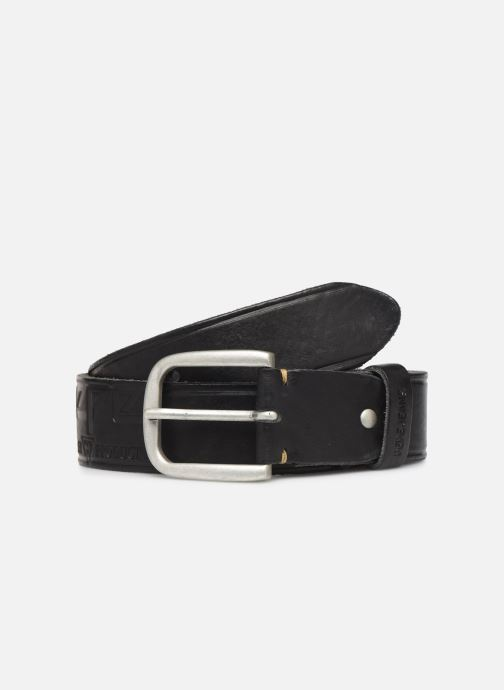 Belts Pepe jeans CORCEGA LEATHER  BELT Black detailed view/ Pair view