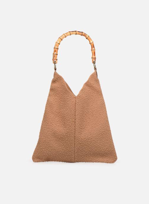 Handbags Arron CASENTINO Brown detailed view/ Pair view