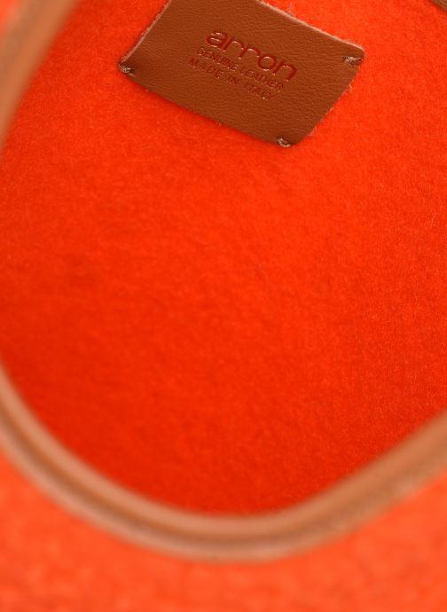 Sacs à main Arron CASENTINO Orange vue derrière