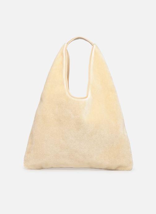 Handbags Arron FAKE REX Beige front view