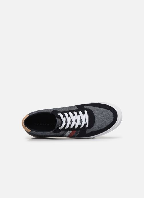 Baskets Tommy Hilfiger CORE CRAFT VULC SNEAKER Bleu vue gauche