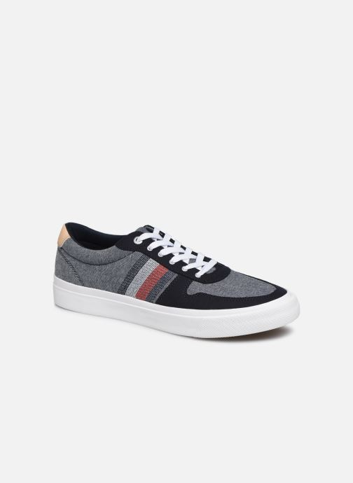 Baskets Tommy Hilfiger CORE CRAFT VULC SNEAKER Bleu vue détail/paire