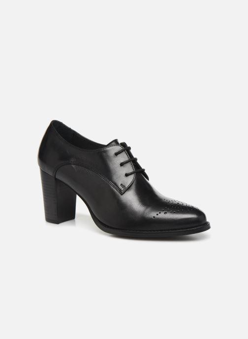 Chaussures à lacets Georgia Rose Suta Noir vue détail/paire