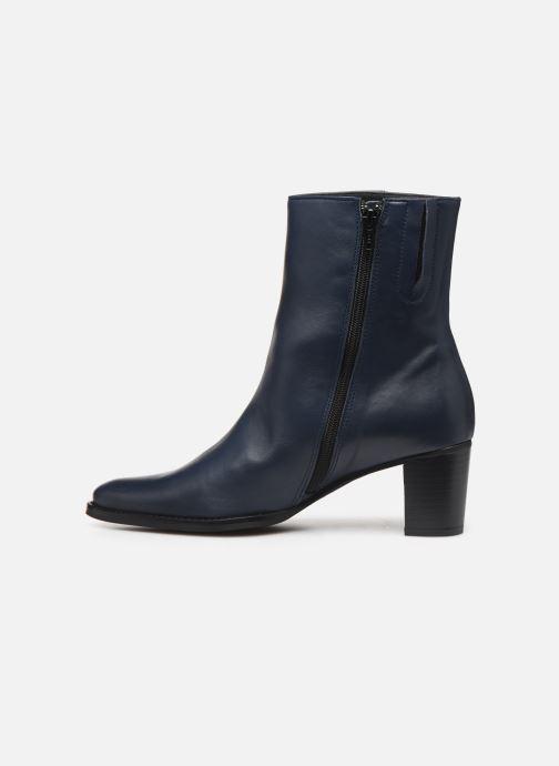 Bottines et boots Georgia Rose Sila Bleu vue face