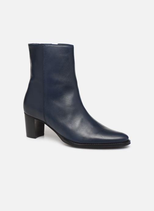 Bottines et boots Georgia Rose Sila Bleu vue détail/paire