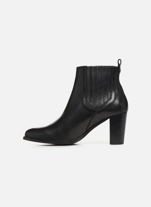 Bottines et boots Georgia Rose Serio Noir vue face