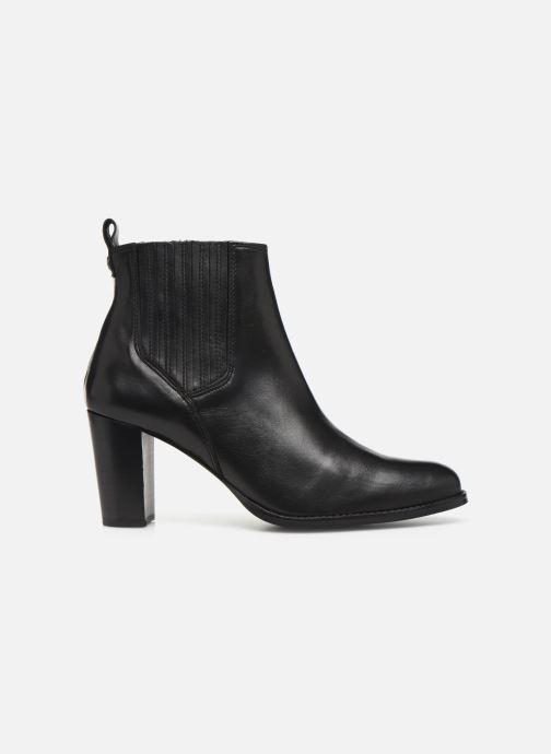 Bottines et boots Georgia Rose Serio Noir vue derrière
