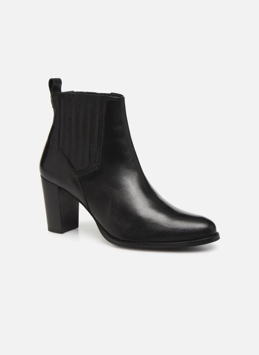 Bottines et boots Georgia Rose Serio Noir vue détail/paire