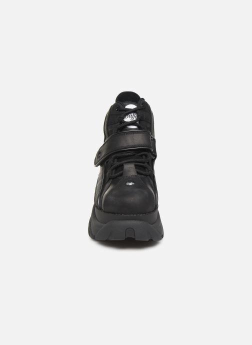 Baskets Buffalo 15340611348 Noir vue portées chaussures