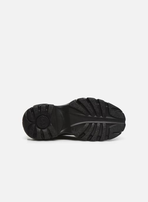 Baskets Buffalo 1533043 Noir vue haut