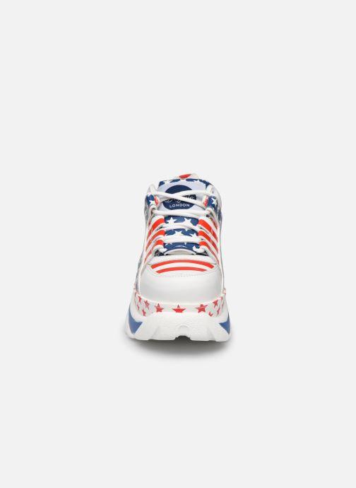Baskets Buffalo 15331201339 Multicolore vue portées chaussures