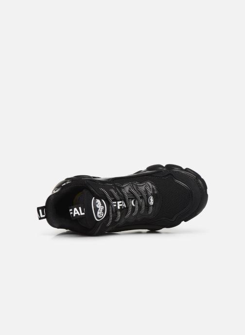 Baskets Buffalo 1630190 Noir vue gauche
